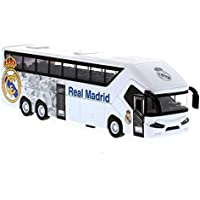 Eleven Force Autobús Real Madrid La Decimotercera, Color Blanco (11022)