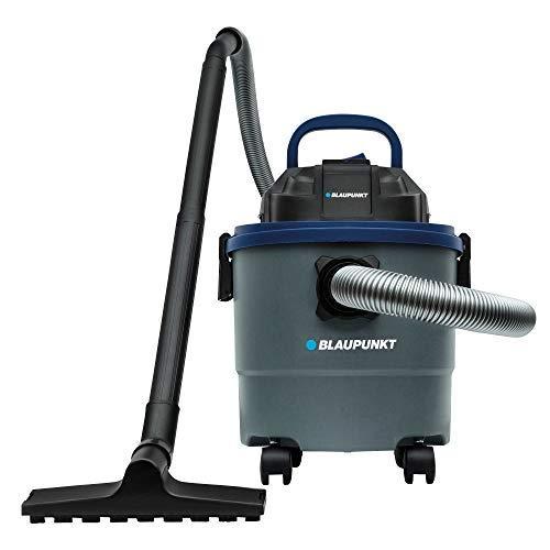 BLAUPUNKT Herramienta De Limpieza WD4000 Aspirador Húmedo Y Seco 1250W Y Tanque De 15L Con La Función De Soplador