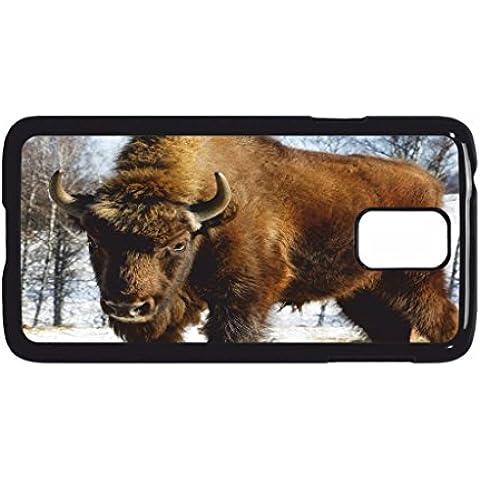 Buffalo SAMSUNG S5, colore: nero a scatto con immagine#2 - Buffalo Scatti