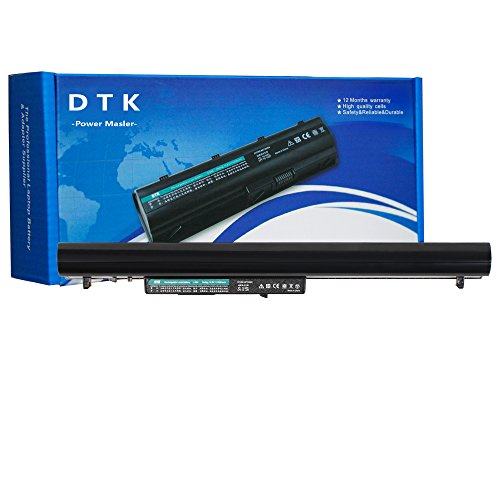 Dtk Portatile Nuovo Batteria di Ricambio per HP Pavilion TouchSmart 14 15 Pavilion 14 15 series 248 G1 / 340 G1 / 350 G1 P/N LA04