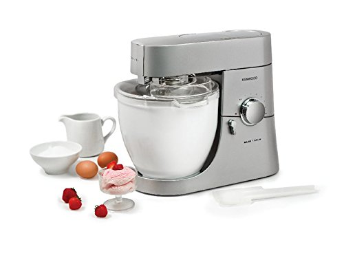Kenwood Major AT957A 1 Litre Ice Cream Maker Attachment – White