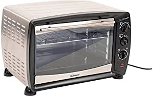 Sunflame Oven Toaster Grills (Grey & Black)