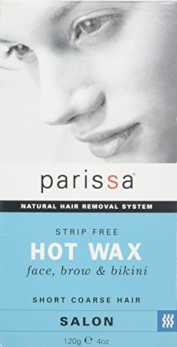 Natural Hair Removal System, Hot Wax, 4 oz (120 g) - Parissa - Removal System