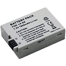 Producto nuevo btbai® 1x batería para Canon LP-E8LPE8EOS 550d 600d 650d 700d Kiss X4X5X6i X7i Rebel T2i T3i T4i T5i cámara réflex digital