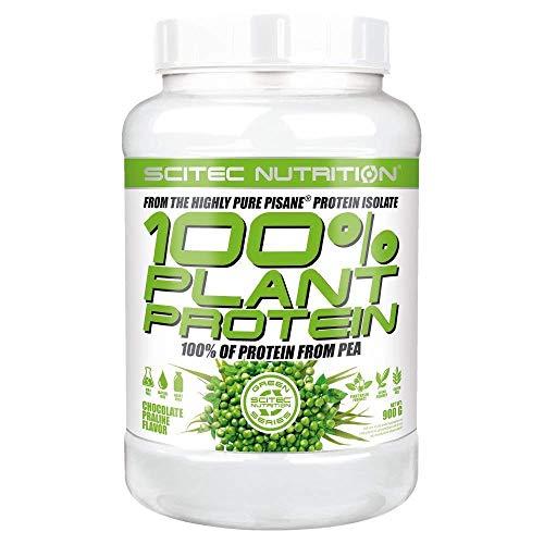 Scitec Nutrition Protein 100% Plant Protein, Schoko-Praline,