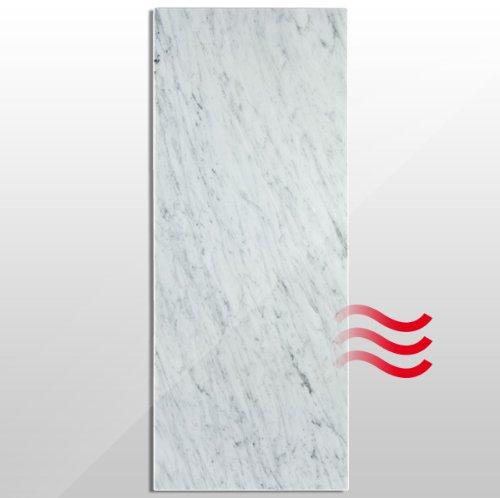 Granotech® Marmor-Infrarotheizung / 800 Watt Carrara Komplettpaket - 5