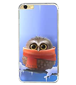 Cute Baby Owl 2D Hard Polycarbonate Designer Back Case Cover for Apple iPhone 6S
