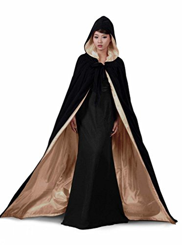 Special Bridal Vampir Kap Velvet Cape Erwachsene Halloween Kostüme Renaissance Cape Halloween...