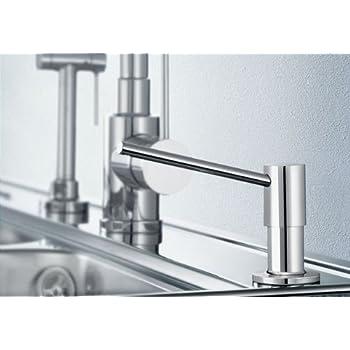 Blanco - 512593 - Accessoire Évier et Robinet - Distributeur de savon - Chrome