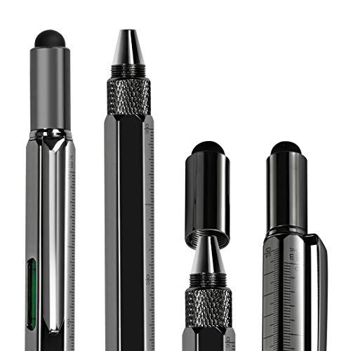 Bricolage Penna multifunzione Regalos uomo gadgets Penna a sfera idee per regali originali Lusso utensili fai da te Eleganti