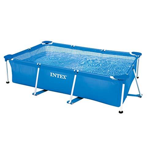 Intex Pool Rectangular Frame 260x160x65 cm