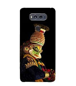 PrintVisa Dance Form 3D Hard Polycarbonate Designer Back Case Cover for LG V20 Dual H990DS :: LG V20 Dual H990N