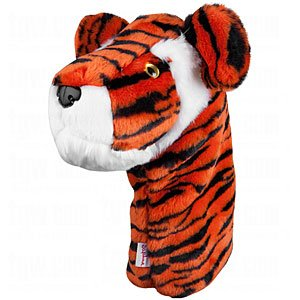 Tier-Headcover Tiger