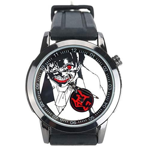 CoolChange Tokyo Ghoul Armbanduhr mit Ken Kaneki Ziffernblatt