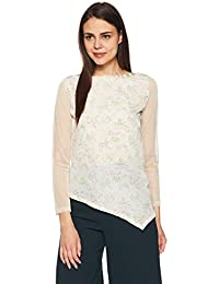 Elle Women's Body Blouse Top