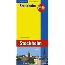 Plan de ville : Stockholm