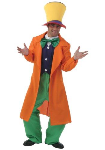 Plus Size Mad Hatter Fancy dress costume Plus