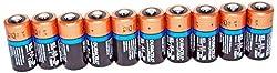 Duracell Cr123bu-10 Lithium Batterie Dl123, 10-er Vt-faltschachtel
