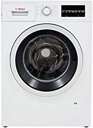 Bosch 8 kg Inverter Fully-Automatic Front Loading Washing Machine (WAT24463IN, White, Inbuilt Heater)