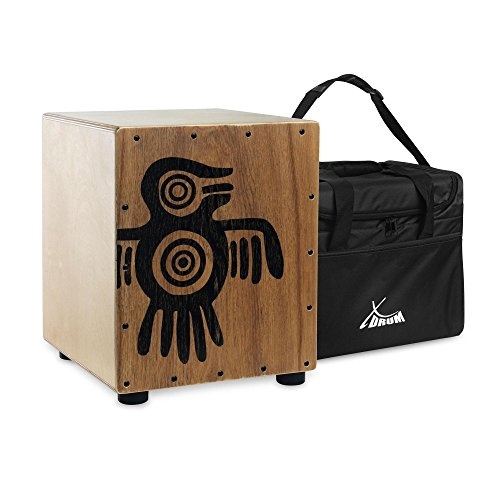 XDrum Junior Cajon Peruana Ash