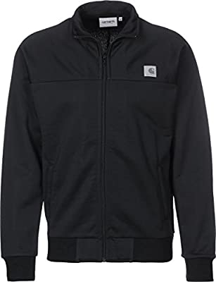 Carhartt Beta Track Jacket Black - L
