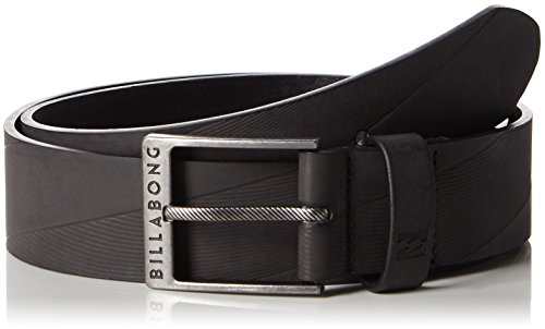 G, s.m. Europe - cintura da uomo Billabong Junction Belt, black, S/M, Z5MB01 BIF6 19