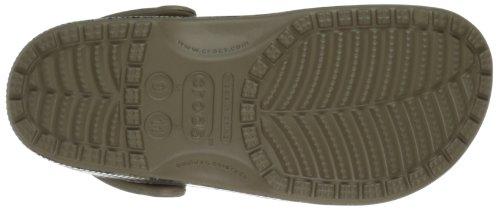 crocs Herren Classic Realtree Xtra Clog Braun (Khaki)