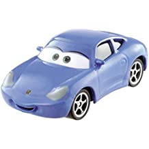 Disney/Pixar Cars Diecast Sally Vehicle by Mattel