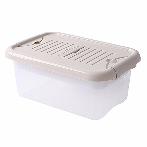 SQUEEQEES Kunststoff Doppelte Brust Medizin Erste Hilfe Kit Tool Box Home Medikation Aufbewahrungsboxen (Kit Medikation)