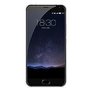 Meizu Pro 5 Smartphone, Memoria 32 GB, Nero/Argento [EU]