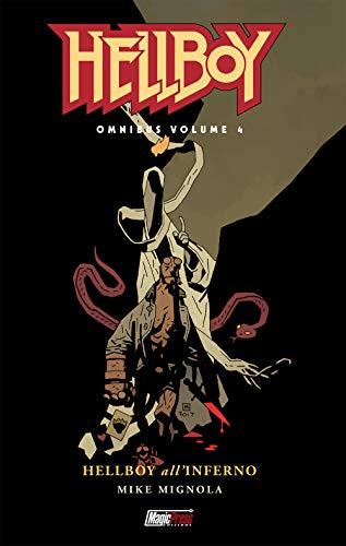 Hellboy Omnibus Vol.4: Hellboy all'inferno