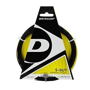Dunlop S-Gut 1.30mm Tennis String Set Review 2018 from Dunlop
