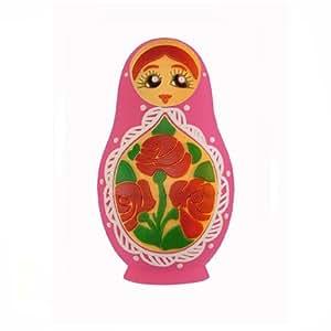 Poupée russe 4Go USB mémoire Flash Drive Rose