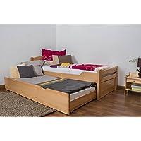 suchergebnis auf f r ausziehbett gleiche h he k che haushalt wohnen. Black Bedroom Furniture Sets. Home Design Ideas