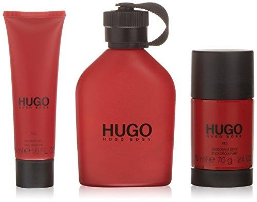 hugo-boss-set-eau-de-toilette-hombre-3-piezas-red-edt-125-ml-deo-stick-75-ml-gel-50-ml
