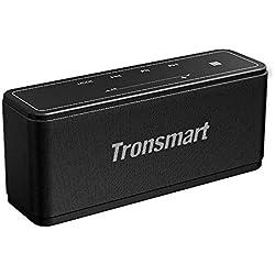Tronsmart Mega 40W Enceinte Haut-Parleur Bluetooth 4.2, sans Fil écran Tactile TWS & NFC, 15 Heures d'autonomie,Speakers Portable Compatibilité, Android, Smartphone