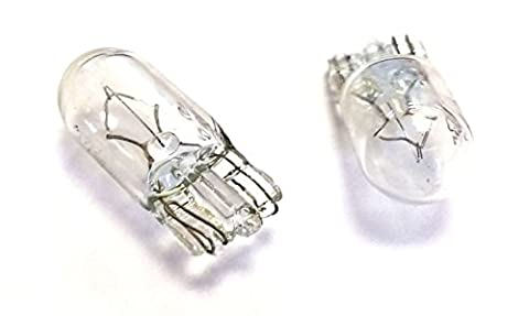 XtremeAuto® 12V Light Bulbs 501 - Side Light Bulbs x 2 Pack