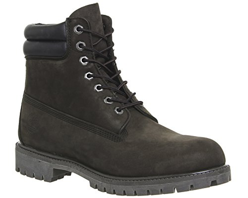 Braun Timberland Waterproof Collar Stiefel Double Herren 6 in w07Sq