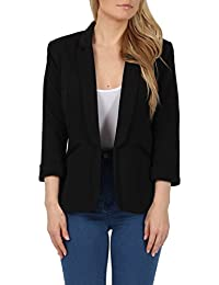 New Women TAILORED BLAZER Size UK 8 10, 12, 14, 16 variety of colours