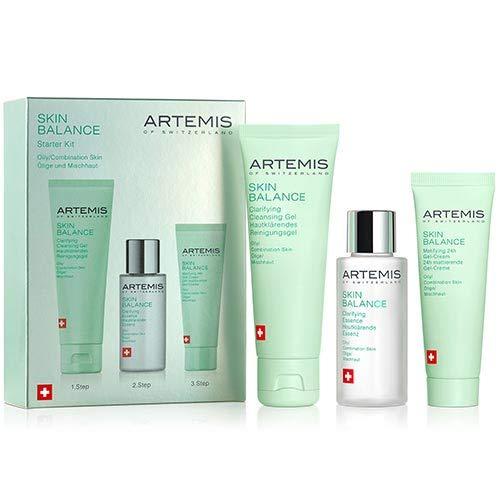Gesichts-starter-kit (Artemis of Switzerland Skin Balance Starter Kit Limitierte Edition)