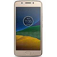 Motorola Moto G5 Smartphone Débloqué 4G (Ecran: 5 pouces - 16 Go - Nano-SIM - Android)