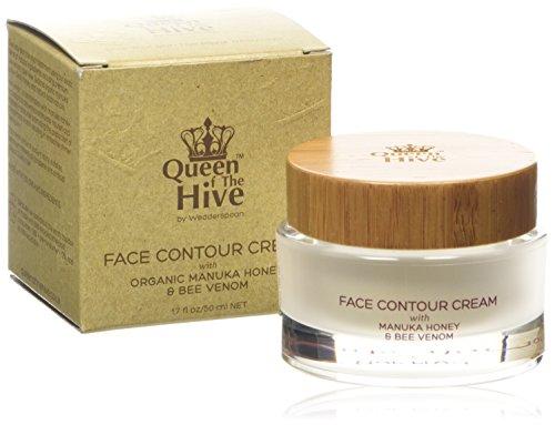 Queen Of The Hive Bee Venom and Organic Manuka Honey Face Contour Cream 50 ml