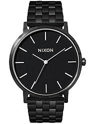Nixon Herren-Armbanduhr Analog Quarz Edelstahl A1057756-00