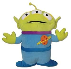 Toy Story 3 14130 Plush Pyjama Case 'Alien' Standing 43 x 25 cm