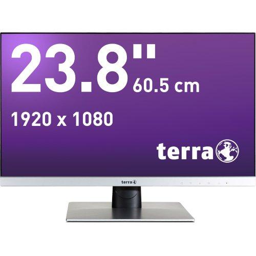 \'Wortmann AG Terra-W 246223,8Full HD TFT matt Silber