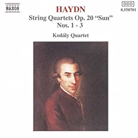 String Quartet No. 26 in G minor, Op. 20, No. 3, Hob.III:33: II. Minuet: Allegretto