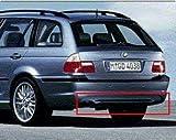 Original BMW M Diffusor für M Heckschürze BMW 3er E46 Touring - 6 Zylinder