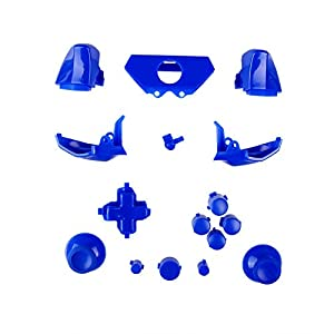 XBOX ONE Full Button Set – Blue
