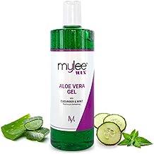 Mylee Pure Gel Calmante Aloe Vera para Después de la Depilación Tratamiento para la Piel Post