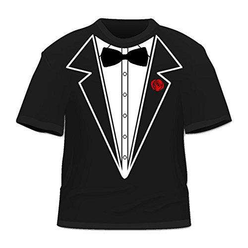 T-Shirt Smoking Basic & Rose (M)